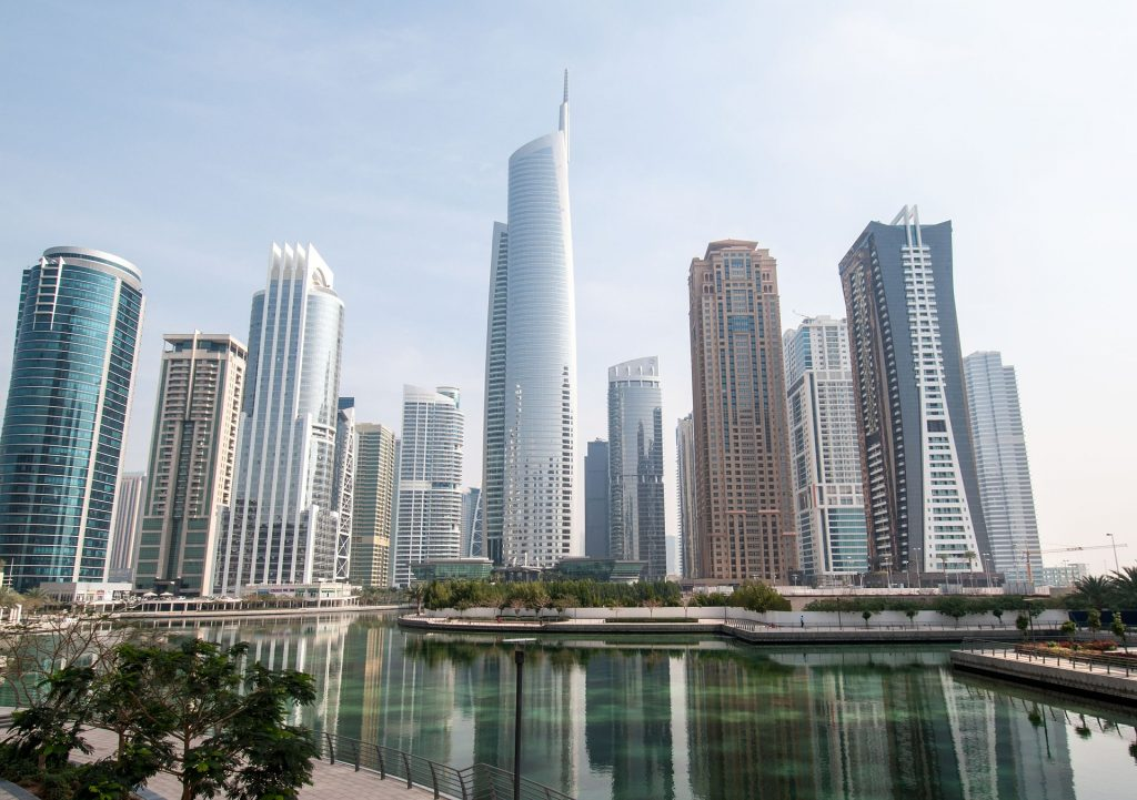 Jumeirah Lake Tower is the best area to live in Dubai