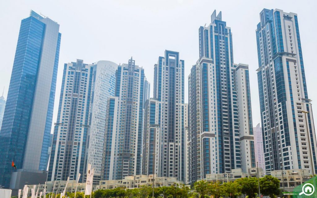 Business Bay is the best area to live in Dubai for riches