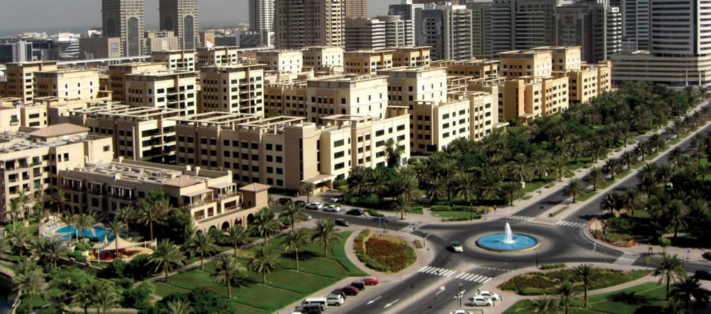 The Greens is the best area to live in Dubai in 2020